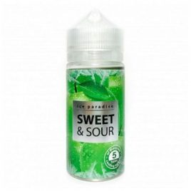 "ICE PARADISE ""SWEET & SOUR"" 100ML – Tinh Dầu Vape Nga"